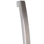 Madinoz Straight Square Stainless Steel Entry Pull Handles
