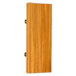 Madinoz Straight Timber Entry Pull Handles